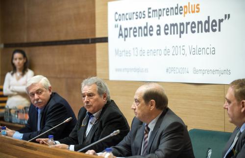 Premios Concurso Emprendeplus 2