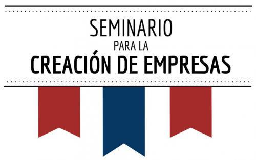 Logo Seminario de Creaci�n de Empresas