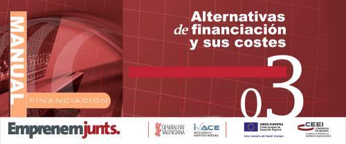 Alternativas de Financiación y sus costes. Imagen Manuales