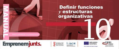 Definir funciones y estructuras organizativas (10) Imagen Manuales