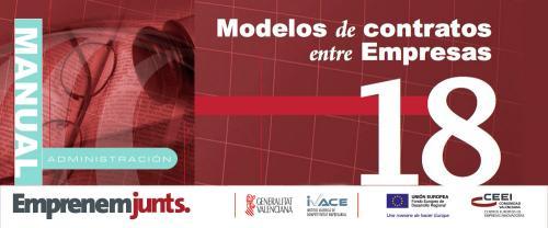Modelos de contratos entre empresas (18) Imagen Manuales