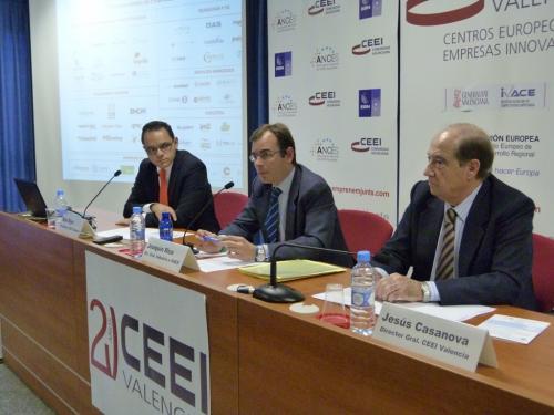 Presentación del 25ª Expo Day CEEI