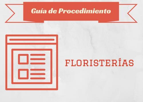 Guía Proc. Floristerías