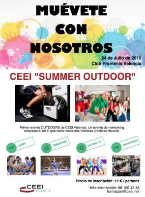 CEEI Summer Outdoors