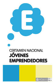 Logo Certamen Jóvenes Emprendedores INJUVE