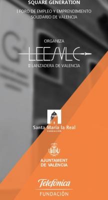 I Foro de Empleo y Emprendimiento Solidario de Valencia