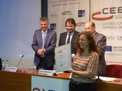 Microbiotech recibe el reconocimiento EIBT