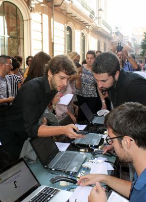 Acreditaciones 3 Enrédate Alzira 2015