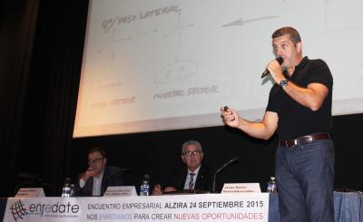 Plenario 3 Enrédate Alzira 2015
