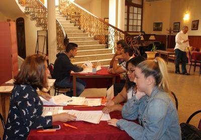 Autodiagnósticos empresariales Enrédate Alzira 2015