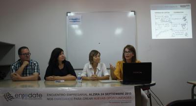 Taller de Emprendimiento 2 Enrédate Alzira 2015