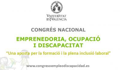 I Congreso �Emprendimiento, empleo y discapacidad�