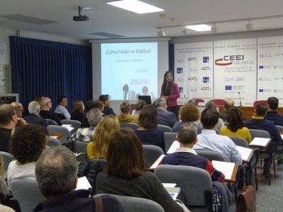 """Jornada: """"Hablar en Público: ¡convencer y vender!_4"""