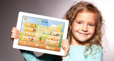 Kibi Toys app sensorial