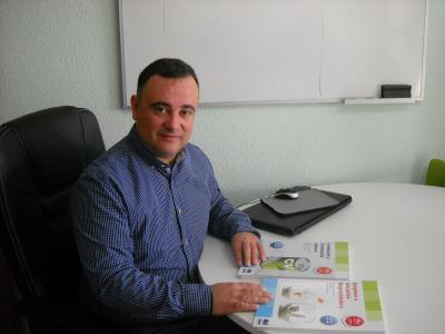 Bruno Jes�s Garc�a, CEO de TuLibrodeFP
