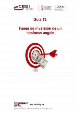 Fases de inversión de un business angels