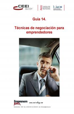 Técnicas de negociación para emprendedores