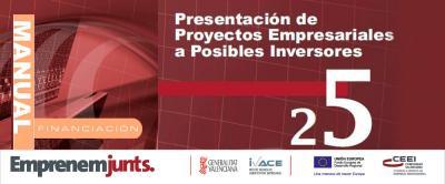 Presentación de proyectos empresariales a posibles inversores