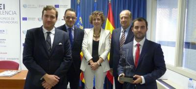 Compolinies, premio CEEI IVACE 2015