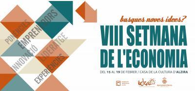 VIII Semana Econom�a Alzira