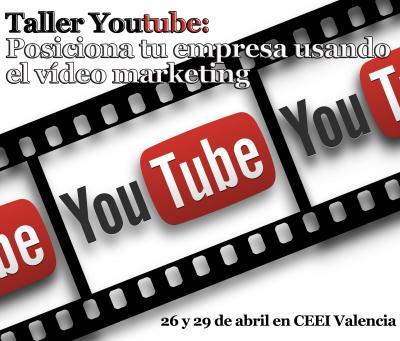 Taller Youtube: Videomarketing