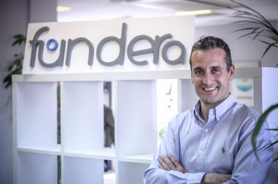 Diego Soro, CEO de Fundera