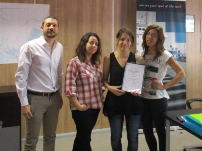 AB Surveyors consigue la certificaci�n ISO 9001