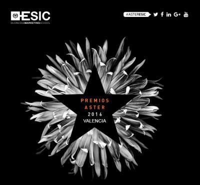 Premios Aster 2016 Edici�n Valencia