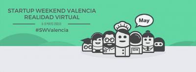 Cartel Startup Weekend Valencia