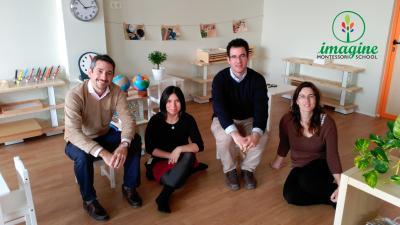 Fundadores  Imagine Montessori School