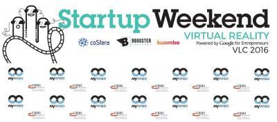 Startup Weekend Virtual Reality