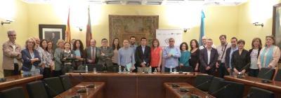 Comité de Organización de Enrédate Valencia