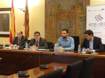 Comité de Organización de Enrédate Valencia en Requena