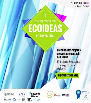 Concurso internacional de Eco-Ideas