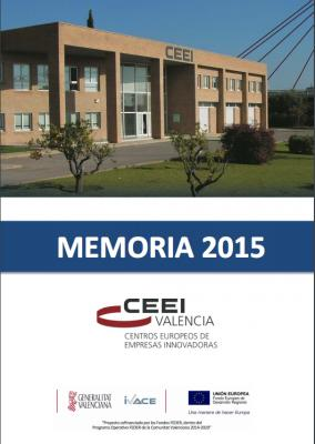 Memoria CEEI 2015
