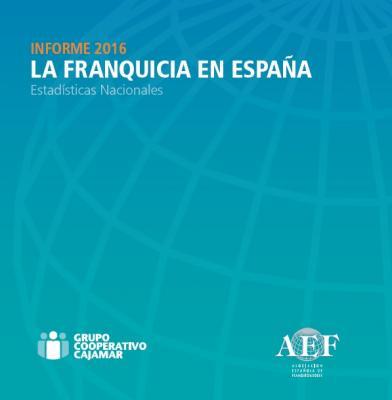 La franquicia en España