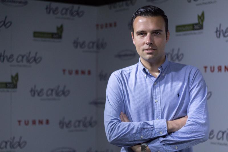 Pablo Martín CEO de Meetizer