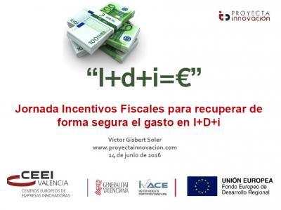 Incentivos Fiscales I+D+i
