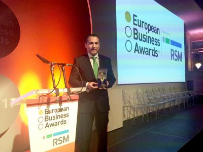 IDAI Nature premiado en los European Business Awards