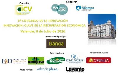 Imagen Congreso Innovaci�n 8 julio Valencia