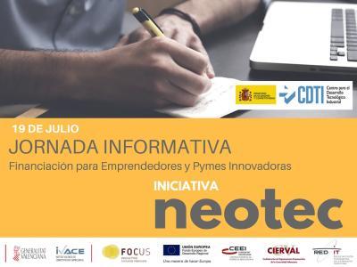 Jornada Financiación 2016 para Emprendedores y Pymes Innovadoras