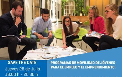 Programas de movilidad, empleo, emprendimiento y retorno del talento
