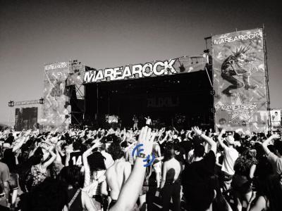 Imagen propiedad Marearock Festival