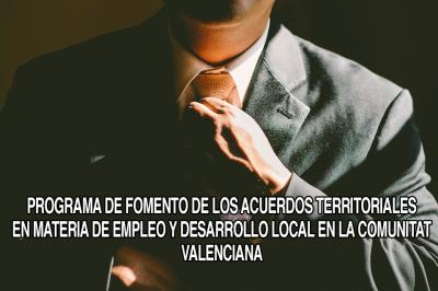 Fomento del desarrollo local y el empleo