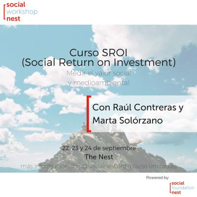 Curso SROI (Social Return on Investment)
