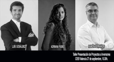 Taller: Presentaci�n de Proyectos a Inversores