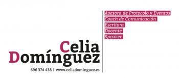 Celia Domínguez, consultora de comunicación, asesora en Protocolo y relaciones institucionales