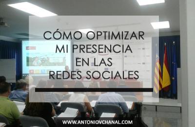 C�mo optimizar la presencia de mi negocio en las redes sociales