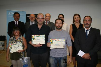 Ganadores concurso Ideas Innovadoras