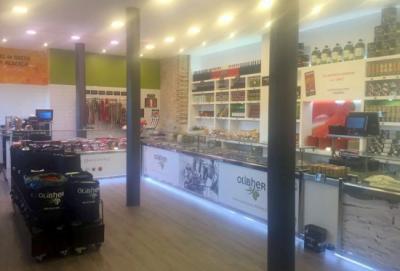 Olibher inaugura tienda en Tordesillas